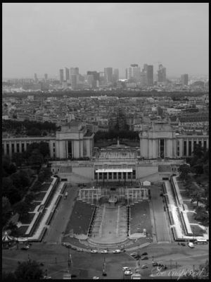 Paryż fot. Lowell