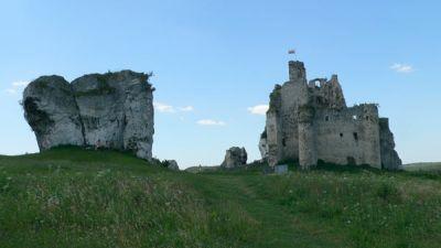 Zamek w Mirowie. fot. Lowell