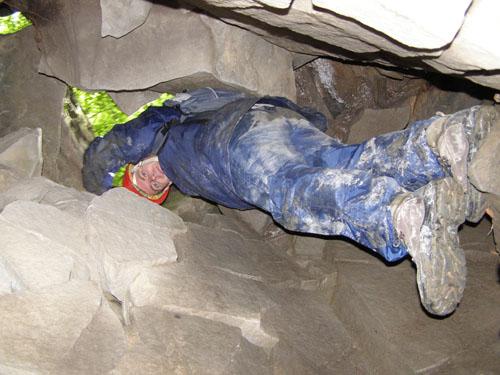 Jaskinia na Trzech Kopcach