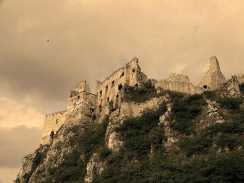 Ruiny zamku Beckov
