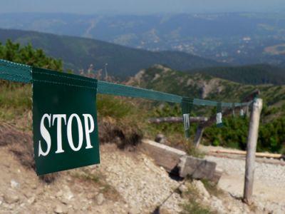 Stop - Tatrzański Park Narodowy