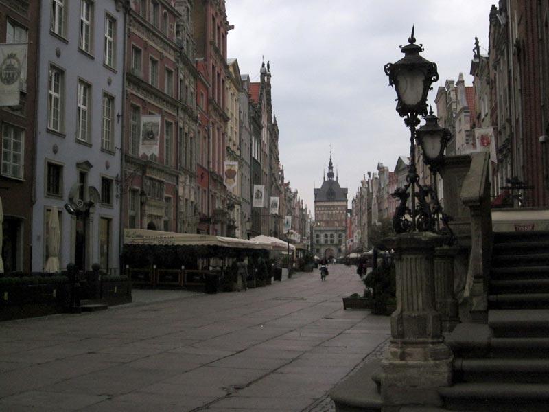 Bielsko-Biała - Warszawa - Gdańsk