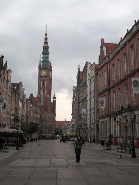 Ratusz Głównego Miasta w Gdańsku