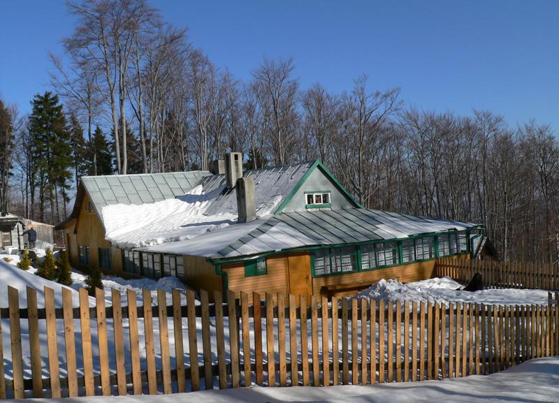 Dom Turystyczno-Rekolekcyjny Chrobacza Łąka