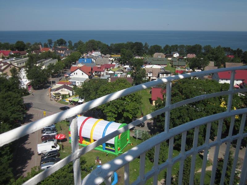 Latarnia morska w Jarosławcu
