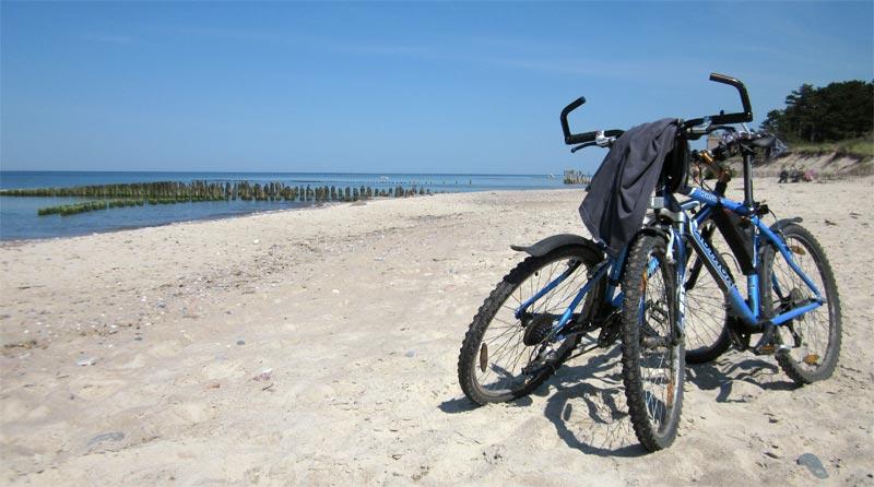 Darłowo - Jarosławiec wycieczka rowerowa