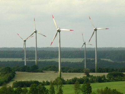 Farma elektrowni wiatrowych