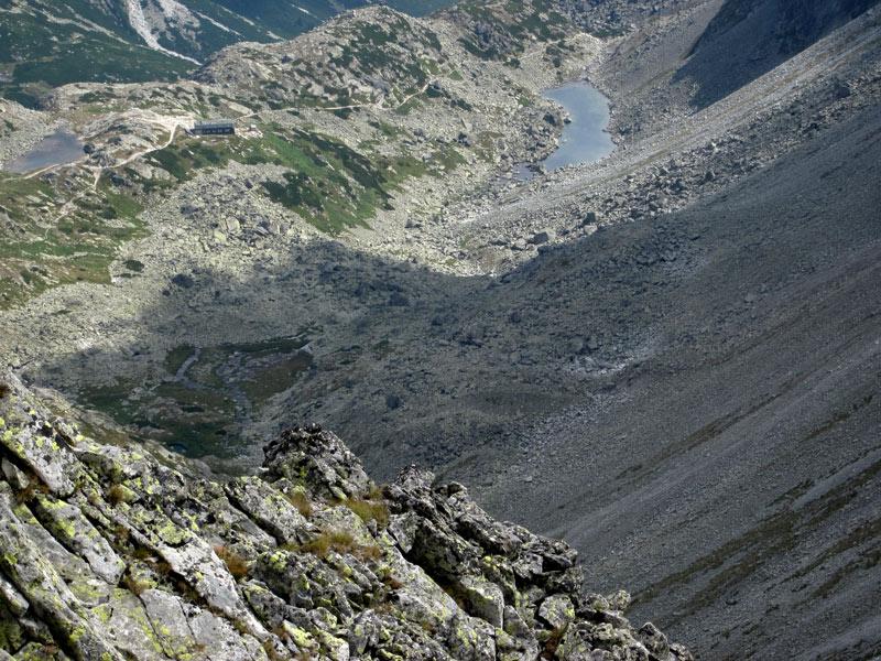 Staroleśna Dolina Velka Studna Dolina wraz ze Zbójnicką Chatą