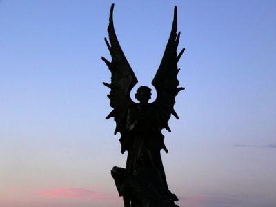 Anioł fot. Agnieszka