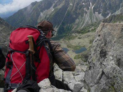 Piotr na szczycie