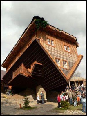 Domek na dachu fot. Lowell