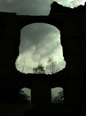 Ruiny fot. Lowell