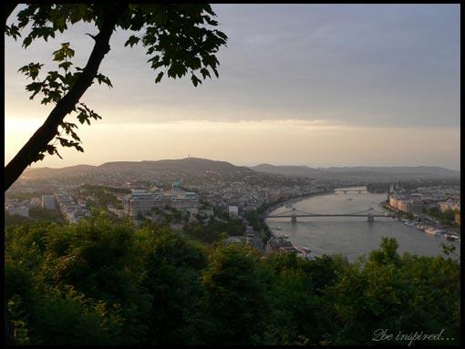Dunaj w Budapeszcie