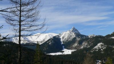 Giewont fot. Lowell
