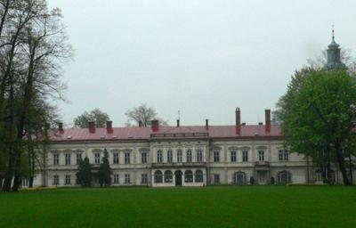 Pałac Habsurgów w Żywcu